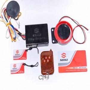 Khóa chống trộm xe máy remote thẻ từ SBIKE FOUND
