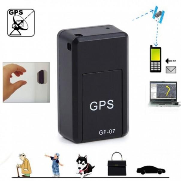 GF-07 Định Vị GPS, Ghi Âm, Nghe Từ Xa Siêu Nhỏ