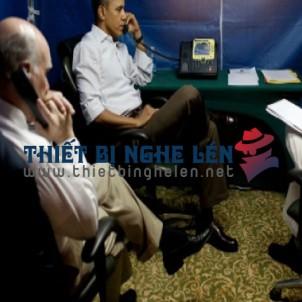 Lều chống nghe từ xa của Tổng thống Obama khi công du nước ngoài