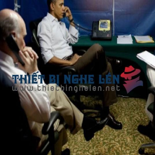 Lều chống nghe lén của Tổng thống Obama khi công du nước ngoài